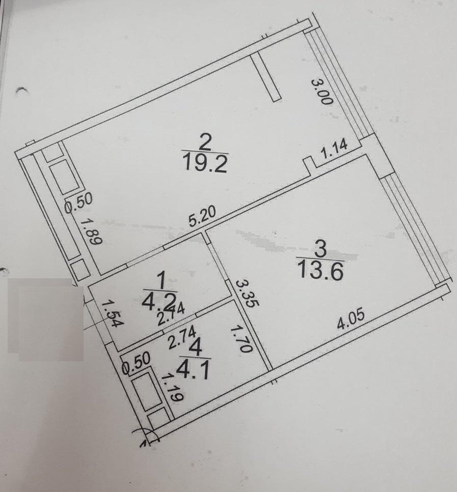 продажа однокомнатной квартиры номер A-154360 в Приморском районе, фото номер 10